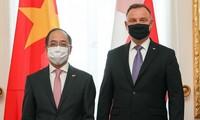 Ba Lan mong muốn thúc đẩy quan hệ hợp tác nhiều mặt với Việt Nam