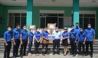 Tuổi trẻ Đà Nẵng trao hàng ngàn suất quà tặng bệnh nhân nghèo