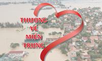 Thính giả chia sẻ tình cảm, ủng hộ miền Trung cùng quan tâm nhiều lĩnh vực văn hóa Việt Nam