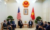 Thủ tướng Chính phủ Nguyễn Xuân Phúc tiếp Ngoại trưởng Hoa Kỳ Mike Pompeo