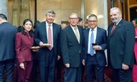 Hoạt động kỷ niệm 70 năm thiết lập quan hệ ngoại giao Việt Nam và Hungary
