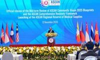 Lễ công bố chính thức kết quả năm ASEAN 2020: đoàn kết chìa khóa tiến tới thành công của ASEAN