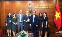 Tiếp tục thúc đẩy hợp tác giáo dục Việt Nam - New Zealand
