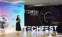 Ngày hội khởi nghiệp đổi mới sáng tạo quốc gia Techfest 2020
