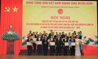 Hội nghị tổng kết thi đua học tập và làm theo lời Bác Khối Doanh nghiệp