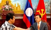 """Triển lãm """"Mối quan hệ hữu nghị đặc biệt Lào – Việt Nam"""""""