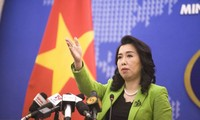 Việt Nam phản đối các hành động xâm phạm chủ quyền tại Biển Đông