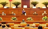 Chủ tịch Quốc hội Nguyễn Thị Kim Ngân gặp mặt các đại biểu tiêu biểu dự Đại hội dân tộc thiểu số