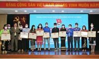 Trung ương Đoàn gặp mặt thanh thiếu niên dự Đại hội đại biểu Dân tộc thiểu số