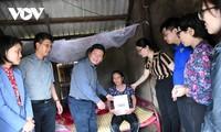 """Chương trình """"Thương về miền Trung"""": VOV đến với đồng bào vùng cao Quảng Nam- Quảng Ngãi"""