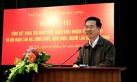 Ban Tuyên giáo Trung ương triển khai nhiệm vụ năm 2021