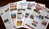 Truyền thông Lào đánh giá cao công tác chuẩn bị nhân sự cho Đại hội XIII Đảng Cộng sản Việt Nam