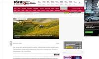 Truyền thông Đức: Đã đến lúc các nhà đầu tư nên tìm tới Việt Nam