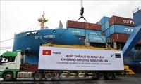Việt Nam tăng trưởng xuất khẩu ấn tượng trong năm 2020