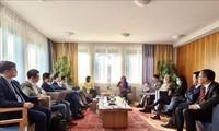 Ra mắt Hội nhịp cầu kinh doanh Việt Nam - Thụy Sĩ