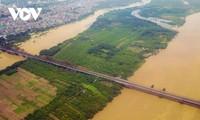 Hà Nội phát triển đô thị xanh hai bên sông Hồng