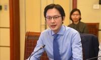 Ấn Độ và Việt Nam tham vấn về các vấn đề của Hội đồng bảo an Liên hợp quốc