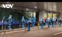 Quảng Ninh: Sân bay Vân Đồn đón chuyến bay đầu tiên sau khi kết thúc phong tỏa