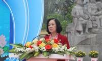 Lễ kỷ niệm 70 năm Chủ tịch Hồ Chí Minh tặng thơ lực lượng Thanh niên Xung phong