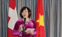 Các dự án hợp tác phát triển của Thụy Sỹ đã đóng góp tích cực vào sự phát triển của Việt Nam