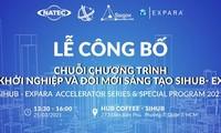 Thành phố Hồ Chí Minh: Công bố chuỗi chương trình Sihub - Expara năm 2021