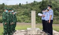 Gặp mặt trên biên giới và tuần tra song phương Việt Nam - Trung Quốc