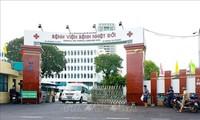 Hỗ trợ Bệnh viện Bệnh Nhiệt đới Thành phố Hồ Chí Minh phòng, chống dịch COVID-19