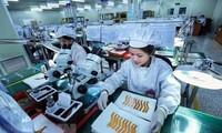 Vốn đầu tư nước ngoài đăng ký trong sáu tháng đạt trên 15 tỷ USD