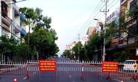 Thành phố Tuy Hòa (Phú Yên) thực hiện giãn cách xã hội từ 15 giờ ngày 24/6