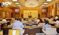 Rút ngắn thời gian họp, bảo đảm an toàn tuyệt đối cho Kỳ họp thứ nhất, Quốc hội khóa XV