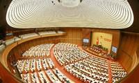 Kỳ họp thứ nhất, Quốc hội khóa XV: Quốc hội nghe tờ trình và thảo luận ở Đoàn về dự kiến nhân sự bầu Chủ tịch nước