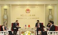 Tăng cường hợp tác an ninh giữa Việt Nam-Hoa Kỳ