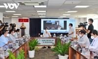 Thành phố Hồ Chí Minh chủ động nguồn oxy, tăng cường máy quét mã QR tại các chốt kiểm soát