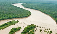 「メコン川流域での気候変動対応と持続可能な環境プログラム」始まる