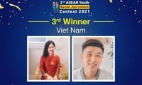 Sinh viên Việt Nam đoạt giải ASEAN với ý tưởng giảm rác thải nhựa