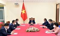 Việt Nam tiếp tục cam kết mạnh mẽ ứng phó với biến đổi khí hậu