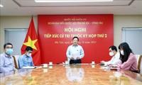 Phó Thủ tướng Thường trực Phạm Bình Minh tiếp xúc cử tri tỉnh Bà Rịa-Vũng Tàu