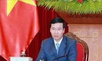 Không ngừng vun đắp mối quan hệ hữu nghị vĩ đại, đoàn kết đặc biệt và hợp tác toàn diện Việt Nam - Lào