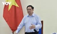 Thủ tướng Phạm Minh Chính yêu cầu Phú Thọ, Sóc Trăng, Cà Mau nhanh chóng kiểm soát dịch bệnh