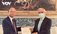 Bồ Đào Nha mong muốn phát triển hợp tác với Việt Nam