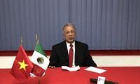 Tổng Bí thư Nguyễn Phú Trọng gửi Thông điệp đến Tổng Bí thư Đảng Lao động (PT) Mexico