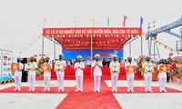 Lễ Thượng cờ 4 tàu vận tải đổ bộ đa năng RoRo - 5612