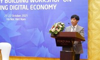 Xây dựng năng lực APEC về thúc đẩy nền kinh tế số