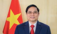 Thủ tướng Phạm Minh Chính sẽ đồng chủ trì Đối thoại Việt Nam-WEF 29