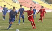 Vòng loại U23 Châu Á 2022: Giành chiến thắng trong trận đầu ra quân Đài Bắc Trung Hoa