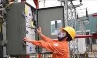 Việt Nam ở mức trung bình thấp so với giá điện bình quân của thế giới
