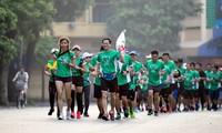 Chạy để cùng nhau sống vui khỏe và nhân lên sức mạnh tương ái