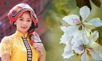 Ảnh: Khăn Piêu trong đời sống đồng bào dân tộc Thái