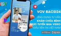 Miễn phí tư vấn Covid-19 trên VOV Bacsi24