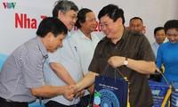 Hình ảnh: TGĐ VOV gặp mặt các trưởng đoàn tham gia LHPT toàn quốc